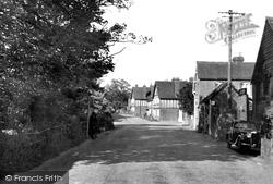 The Village c.1950, Four Elms
