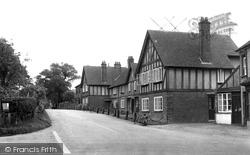 Four Elms, The Village c.1955
