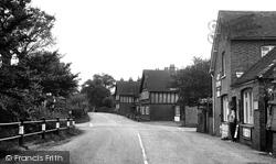 The Village c.1955, Four Elms