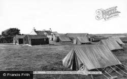 Four Mile Bridge, Tyn-Y-Felin Lymm Grammar School Camp c.1965