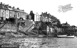 Fowey, From The River 1933