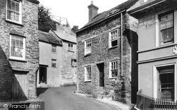 Fowey, House On The Walls 1908