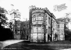 Fowey, Place House 1888