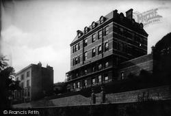 Fowey, The Fowey Hotel 1888