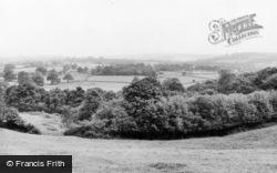 Framfield, General View c.1955