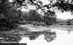 Framfield, The Highland Lake c.1955
