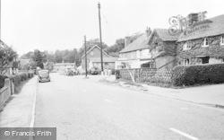 Framfield, The Street c.1955