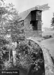 Framfield, Upper Mill c.1955