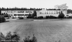 Framingham Earl, The School c.1965