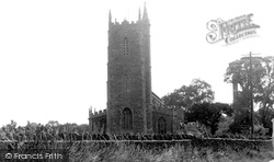 St Peter's Church c.1955, Frampton Cotterell