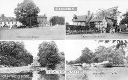 Frampton On Severn, Composite c.1955
