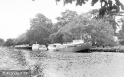 Frampton On Severn, The Canal c.1955
