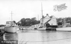 Frampton On Severn, The Junction c.1955