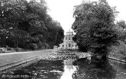 Frampton On Severn, The Orangery, Frampton Court c.1965
