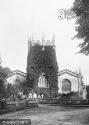 St Mary's Church 1906, Frampton