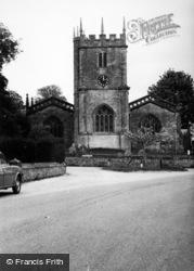 St Mary's Church 1963, Frampton