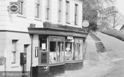 Frant, Post Office c.1955