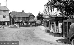 Frant, The Post Office c.1955