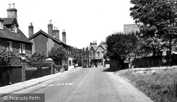 Frant, The Village c.1955