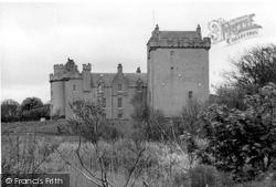 Fraserburgh, Cairnbulg Castle 1961