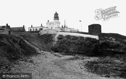 Kinnaird Head Castle 1961, Fraserburgh