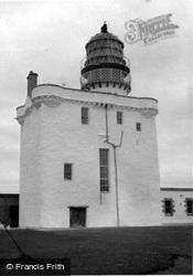 Kinnaird Head Lighthouse 1961, Fraserburgh