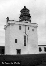 Fraserburgh, Kinnaird Head Lighthouse 1961