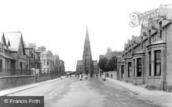 Victoria Street c.1900, Fraserburgh