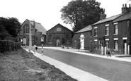 Freckleton, Preston Old Road c1965
