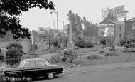 Freckleton, War Memorial c1960