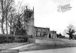 Freeby, St Mary's Church c.1955