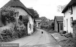 The Village c.1955, Fremington