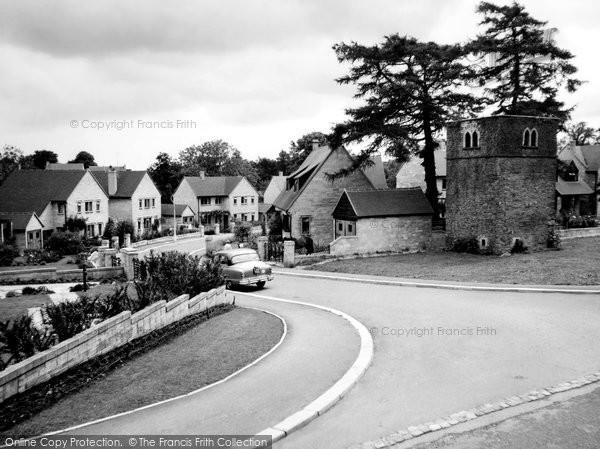 Photo of Frenchay, Grange Park c1960, ref. f75024