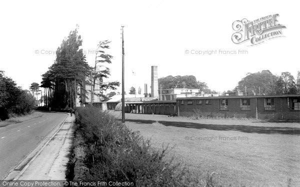 Frenchay, Hospital c1960