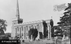 Frenchay, St John The Baptist's Church c.1960