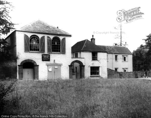 Frenchay, the Friends Meeting House c1960