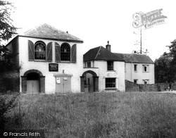 Frenchay, The Friends Meeting House c.1960