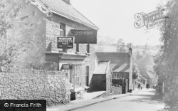 Frenchay, The Hill c.1960