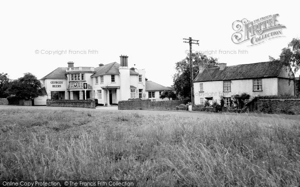 Frenchay, The White Lion c1960