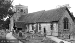 Frensham, Church Of St Mary The Virgin c.1965