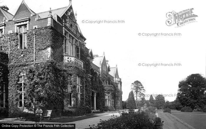 Photo of Frensham, Frensham Hill Military Hospital, The Terrace 1917