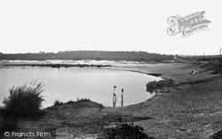Frensham, Great Pond 1932