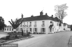 Frensham, Hotel And Restaurant c.1955