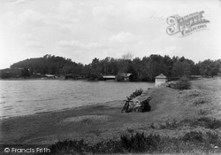 Frensham, Little Pond 1921