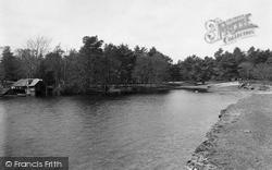 Frensham, Little Pond 1921