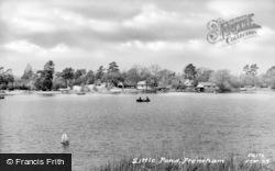 Frensham, Little Pond c.1960