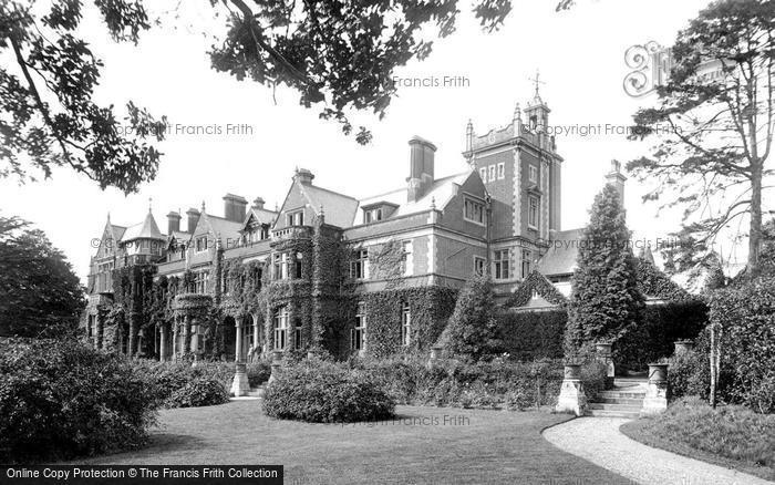 Photo of Frensham, Military Hospital 1917