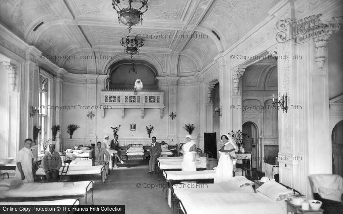 Frensham, Ballroom Ward 1917