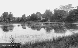 Frensham, Pond 1902