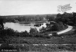 Frensham, Pond 1914